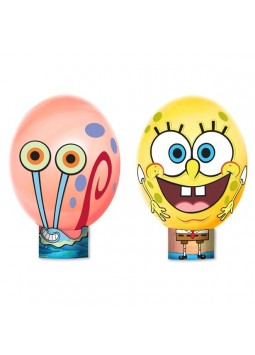Spongebob Balloon Modelling - 9'' Latex