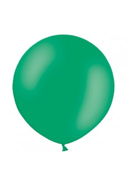 "Metallic Fresh Green Balloons - 24"" Latex"