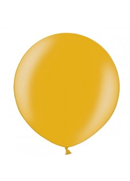 "Metallic Glamorous Gold Balloons - 24"" Latex"