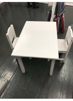Table and Chair Offer