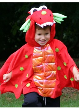 Blaze Dragon - Toddler and Child Costume