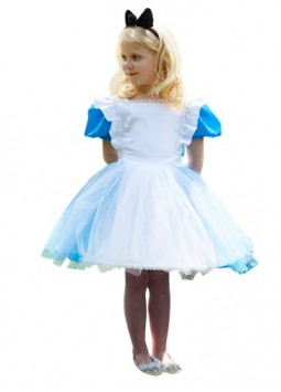 Blue Alice - Child Costume