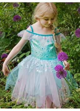 Aqua Fairy - Child Costume