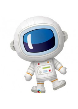 "Astronaut Balloon - 37"" Foil Shape (each)"