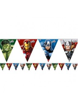 Avengers Bunting