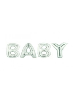 BABY Super-shape Letters