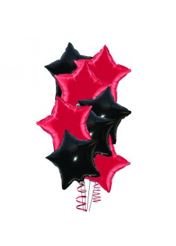 Balloon Bouquet 3 Stars