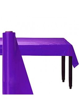 Purple Table Plastic Roll (30m)