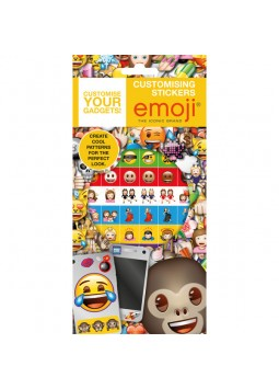 Emoji Customising Stickers