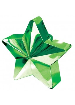 Balloon Weight Star: Green