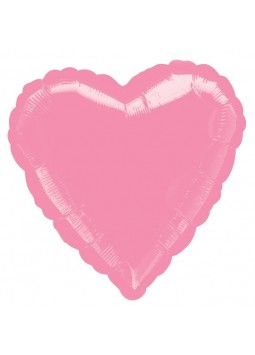"Balloon: Pink Heart 18"" Foil"
