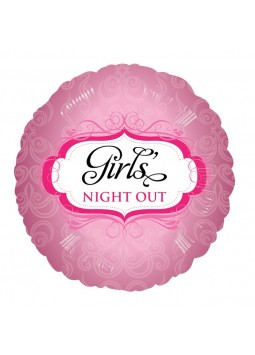 "'Girls Night Out' Balloon - 18"" Foil"
