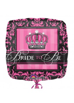 'Bride To Be' Balloon - 18'' Foil
