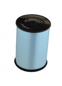 Curling Balloon Ribbon: Pale Blue (500m)