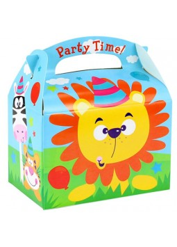 1st Birthday Party Jungle Party Box