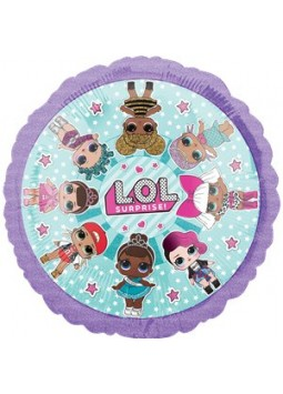 "L.O.L Surprise Balloon - 18"" Foil"