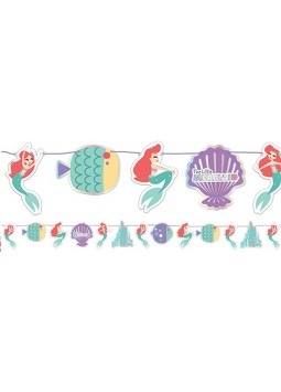 Ariel Under The Sea Garland Kit - 2m (each)