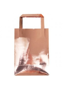 Pick & Mix Rose Gold - Rose Gold Paper Party Bags