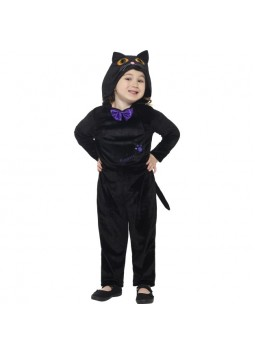 Toddler Cat Costume, Black