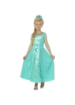 Ice Princess Costume, Blue