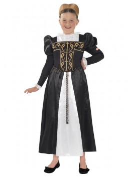 Horrible Histories, Mary Queen of Scots Costume, B