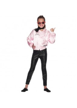 Grease Pink Ladies Jacket, Pink