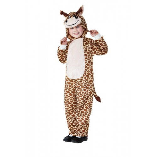 Toddler Giraffe Costume, Brown