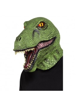 Dinosaur Latex Mask