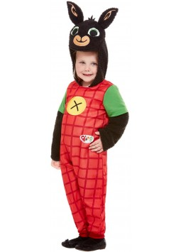 Bing Deluxe Costume, Red
