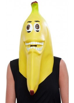 Banana Latex Mask