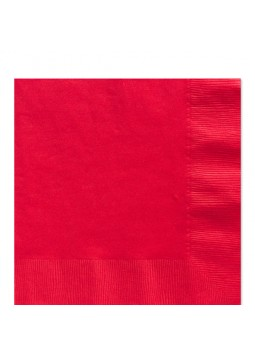 Red Luncheon Napkins (20)