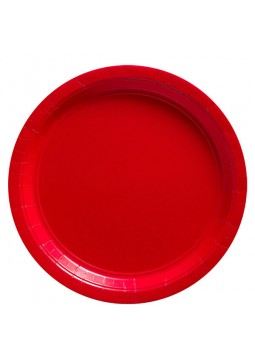 Red Party Plates (20)