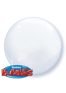 Clear Bubble Balloons - 20''
