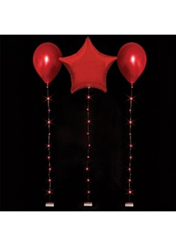 Red Balloon Lights (1m)