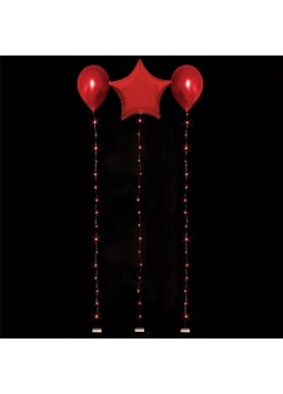 Red Balloon Lights (1.8m)