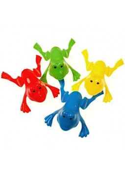 Jumping Frogs (Pack of 10)