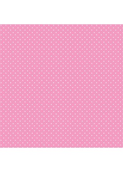 Baby Pink Small Dot Wrapping Paper