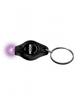 Moon Glow UV Keyring Standard 395nm, UV Violet