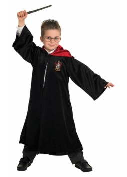 DELUXE HARRY POTTER ROBE MEDIUM